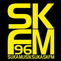 SKFM Radio Station Logo