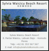 Sylvia Waicicu Beach Resort KOMODO